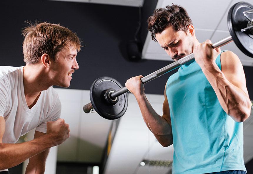 Gesundheitsorientiertes Muskeltraining