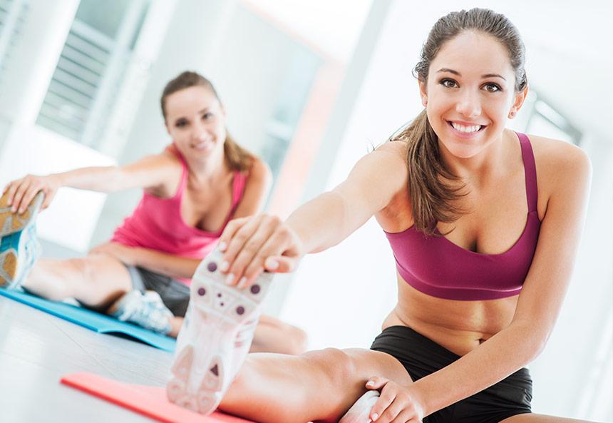 Pilates , Rückenfit, Yoga…